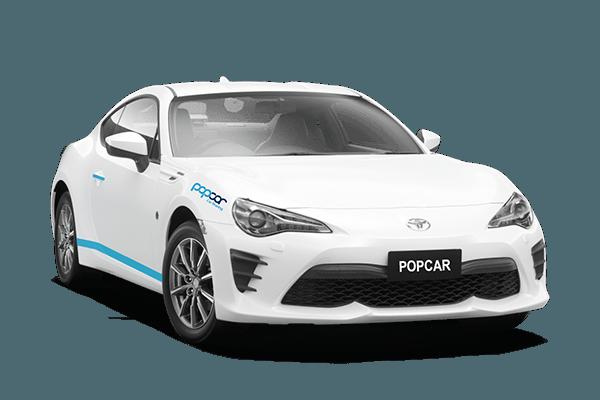 popcar toyota 86