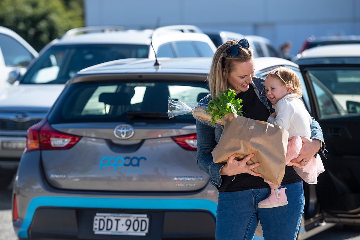 Popcar Car sharing story